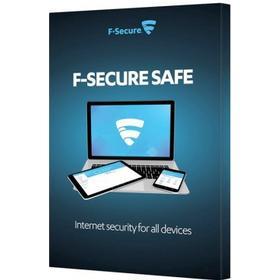 F-Secure SAFE - 3 enheter / 1 år