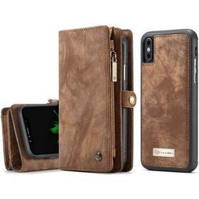 CaseMe 2 in 1 Zipper Wallet Detachable Case (iPhone X)