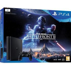 Sony PlayStation 4 Slim 1TB - Star Wars: Battlefront II