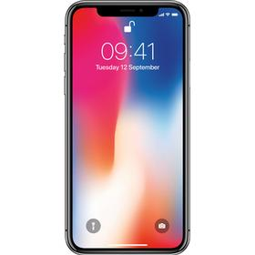 Apple iPhone X 64 GB Grå