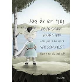 VaniMeli Poster 50x70 VaniMeli AstoLuina Sebra