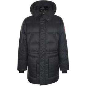Canada Goose Silverthrone Coat - Black
