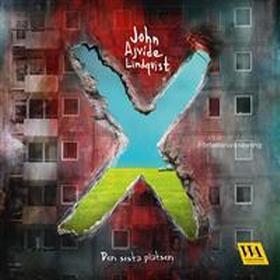 X: den sista platsen (Ljudbok nedladdning, 2017)