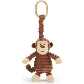 Jellycat Barnvagnshängare Cordy Roy Baby Monkey Jitter