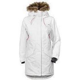 Didriksons Celine Parka Factory White
