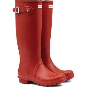 6a8d3a8e8 Hunter gummistøvler rød Sko - Sammenlign priser hos PriceRunner