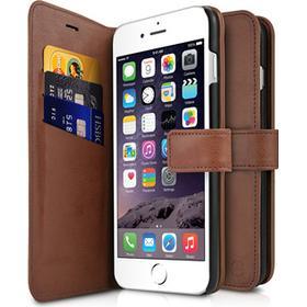 ITSKINS Book omslag til iPhone X - Brun
