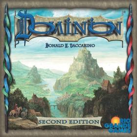 Rio Grande Games Dominion Second Edition