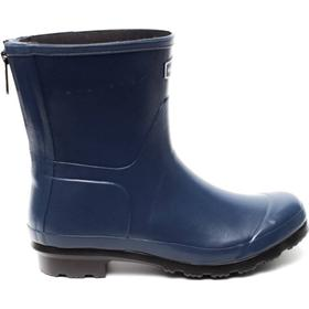 "Lacrosse Welly 8"" Back Zip Navy Matte"