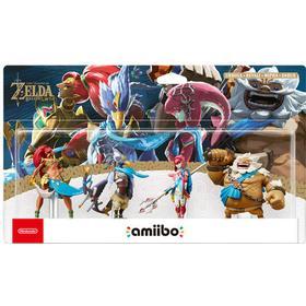 Nintendo Amiibo The Legend of Zelda: Champions Pack - Breath of the Wild