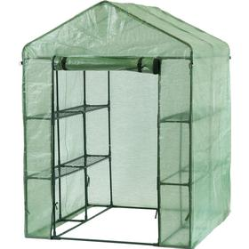 Nature Mini Greenhouses 2m² Stainless steel