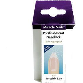 Miracle nails Porslinslack med ceramider 8ml