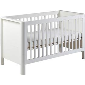 East Coast Liberty Cot Bed - White