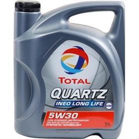 Total Motorolja Quartz Ineo Longlife 5W-30
