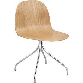 2D Dining Chair Swivel Base - Ej klädd