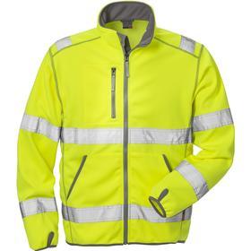 Fristads Kansas 4840 SSL Hi-Vis Softshell Jacket