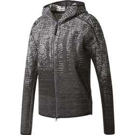 1da9d80e85d Hættetrøje. Adidas Z.N.E. Pulse Hoodie Women - Grey Two (BS4945)