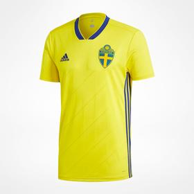 Adidas Sweden World Cup Home Jersey 18/19 Sr