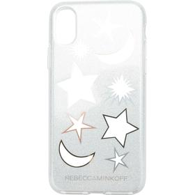 Rebecca Minkoff Galaxy Glitter Case (iPhone X)