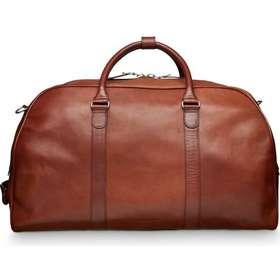 adb5c92813e weekendtaske læder. Tiger of Sweden Pinchon Weekend Bag Medium Brown - Brown