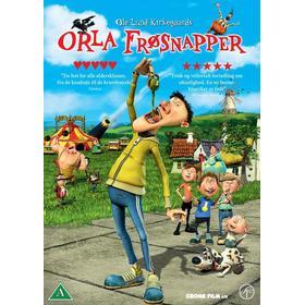 SF Studios Orla Frøsnapper - DVD