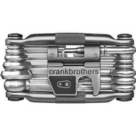 Crankbrothers M19 Multiværktøj Sølv