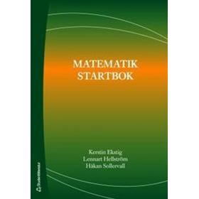 Matematik startbok (Häftad, 2007)