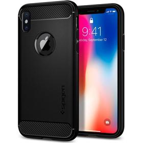 Spigen Rugged Armor (iPhone X)