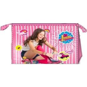 Disney soy luna make up väska,rosa