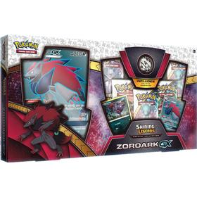 Pokémon Shining Legends Collection Zoroark-GX