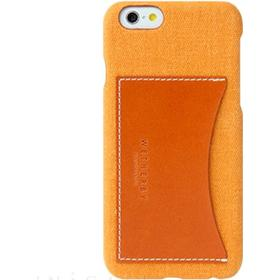 Wetherby Canvas Bartype Case (iPhone 6/6S)
