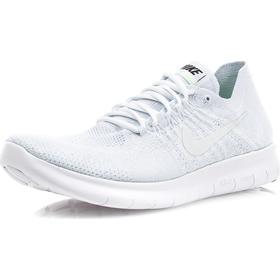 Nike Free Run Flyknit 2 - Vit - male - Skor - Löparskor - Lättviktsskor US7.5 / EU40.5