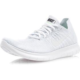 Nike Free Run Flyknit 2 - Vit - female - Skor - Löparskor - Lättviktsskor 5.5 US size Lady / EU36