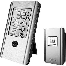 Termometer utomhus inomhus trådlös Väderstationer - Jämför priser på ... 3267956f3241b
