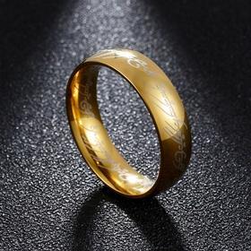 Sagan om ringen härskarring 18k lord of the rings