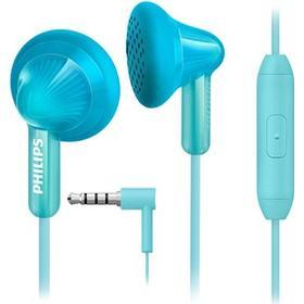 Philips SHE3015 Extra Bass In-Ear Headset - Blå