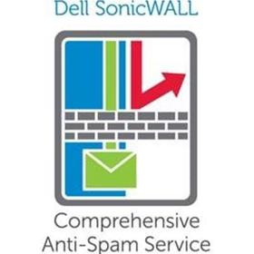 SonicWALL Comprehensive Anti-Spam Service for TZ 205 Series -