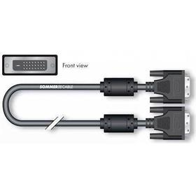 Dual + Single Link DVI kabel - 3 meter