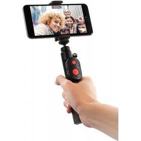 IK Multimedia - iKlip GO - Ultra Kompakt Selfie Stang Med Bluetooth Selvudløser
