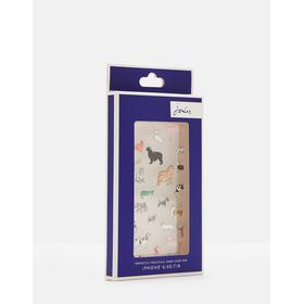 Joules Clothing All Over Dog Iphone Case Size One Size   Joules UK