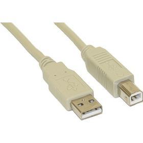 InLine USB A - USB B 2.0 1.8m