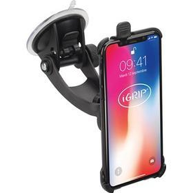 iGrip T5-94988 Traveler Kit iPhone X Bilholder - Sort