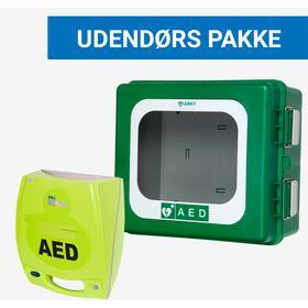 Zoll AED plus  Udendørs Hjertestarter