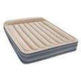Bestway Comfort Cell Sleep creme/blå 203x152x43cm