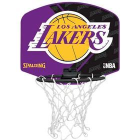 Spalding NBA MINI-basketboard m/ Lakers logo incl. bold