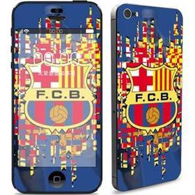 FC Barcelona Special Edition - klistermærke front & back 5/5s/SE