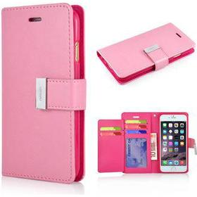 Empire Wallet Etui til iPhone 6 / 6S - Pink
