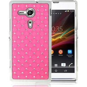 Bling Bling M Chrome Sider Xperia SP (Pink)