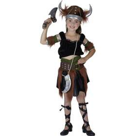 barn viking maskerad. Bristol Viking Girl Childrens Costume 5c0c9e101eafc