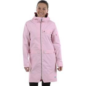 Colour Wear - CLWR Gusty Parka - Lyserød - female - Tøj - Jakker